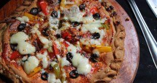 Dominos cheese burst pizza