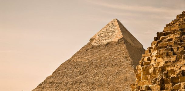The great pyramid of Giza Ancient Egypt facts